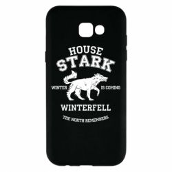 Чехол для Samsung A7 2017 The North Remembers - House Stark