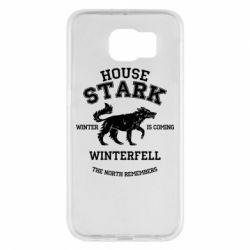Чехол для Samsung S6 The North Remembers - House Stark