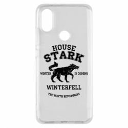 Чехол для Xiaomi Mi A2 The North Remembers - House Stark