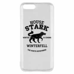 Чехол для Xiaomi Mi6 The North Remembers - House Stark