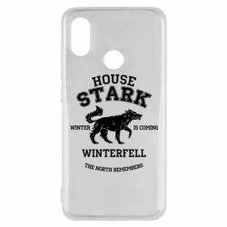 Чехол для Xiaomi Mi8 The North Remembers - House Stark