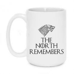 Кружка 420ml The north remembers