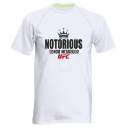 Купить Мужская спортивная футболка The Notorious UFC, FatLine