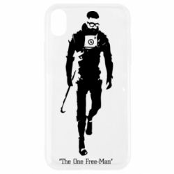 Чехол для iPhone XR The one Free-Man