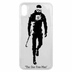 Чехол для iPhone Xs Max The one Free-Man