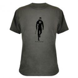 Камуфляжная футболка The one Free-Man