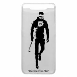 Чехол для Samsung A80 The one Free-Man