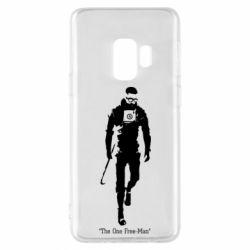 Чехол для Samsung S9 The one Free-Man
