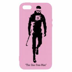 Чехол для iPhone5/5S/SE The one Free-Man