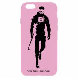 Чехол для iPhone 6/6S The one Free-Man