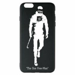 Чехол для iPhone 6 Plus/6S Plus The one Free-Man