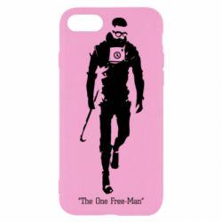 Чехол для iPhone 7 The one Free-Man