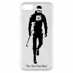 Чехол для iPhone 8 The one Free-Man