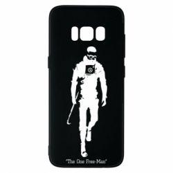 Чехол для Samsung S8 The one Free-Man