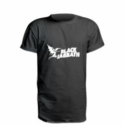 Удлиненная футболка The Polka Tulk Blues Band - FatLine