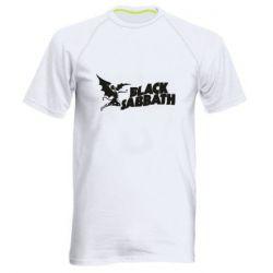 Мужская спортивная футболка The Polka Tulk Blues Band - FatLine