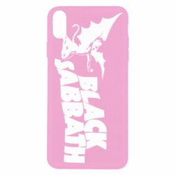 Чехол для iPhone X/Xs The Polka Tulk Blues Band - FatLine