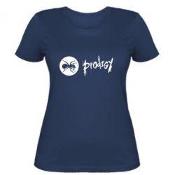 Женская футболка The Prodigy Evo