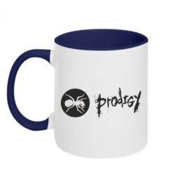 Кружка двухцветная The Prodigy Evo