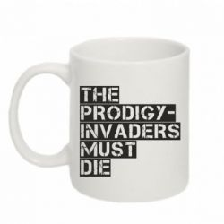 Кружка 320ml The Prodigy - Invaders Must Die
