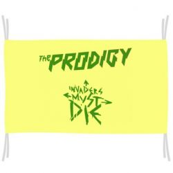 Прапор The Prodigy-Invanders Must Die