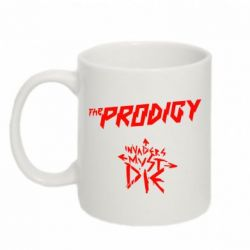 Кружка 320ml The Prodigy Invanders Must Die