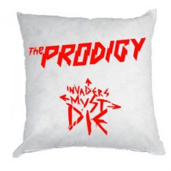 Подушка The Prodigy Invanders Must Die