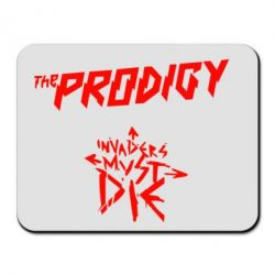 Коврик для мыши The Prodigy Invanders Must Die