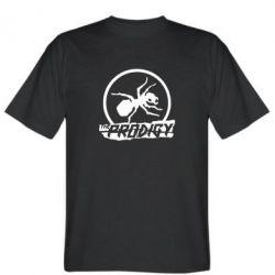 Мужская футболка The Prodigy муравей - FatLine