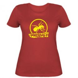 Женская футболка The Prodigy муравей - FatLine