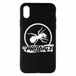 Чохол для iPhone X/Xs The Prodigy мураха