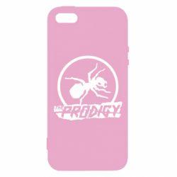 Чохол для iphone 5/5S/SE The Prodigy мураха