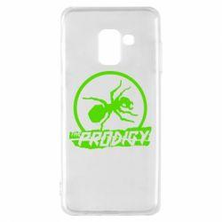 Чохол для Samsung A8 2018 The Prodigy мураха