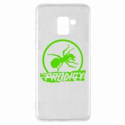 Чохол для Samsung A8+ 2018 The Prodigy мураха