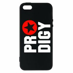 Чохол для iphone 5/5S/SE The Prodigy Зірка
