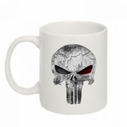 Кружка 320ml The Punisher Logo - FatLine