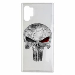 Чехол для Samsung Note 10 Plus The Punisher Logo