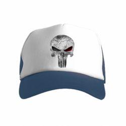 Детская кепка-тракер The Punisher Logo