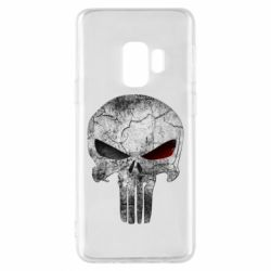 Чехол для Samsung S9 The Punisher Logo