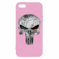 Чехол для iPhone5/5S/SE The Punisher Logo