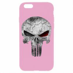 Чехол для iPhone 6/6S The Punisher Logo