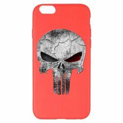 Чехол для iPhone 6 Plus/6S Plus The Punisher Logo