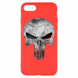 Чехол для iPhone 7 The Punisher Logo