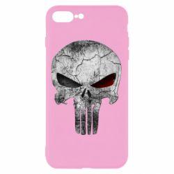 Чехол для iPhone 7 Plus The Punisher Logo