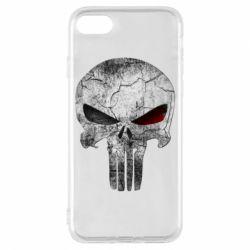 Чехол для iPhone 8 The Punisher Logo