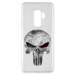 Чехол для Samsung S9+ The Punisher Logo