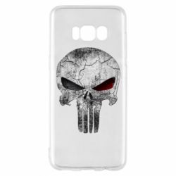 Чехол для Samsung S8 The Punisher Logo
