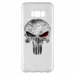 Чехол для Samsung S8+ The Punisher Logo