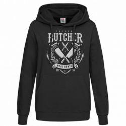 Толстовка жіноча The Real Butcher
