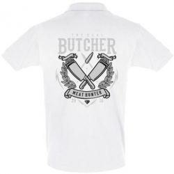 Футболка Поло The Real Butcher